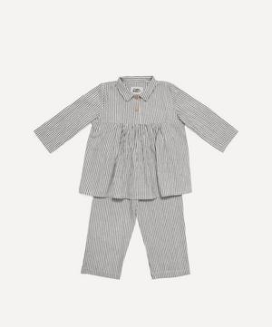 Nico Thin Stripe Pyjama Set 2-8 Years