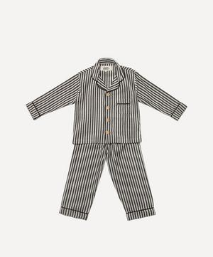 Lennon Stripe Pyjama Set 2-8 Years