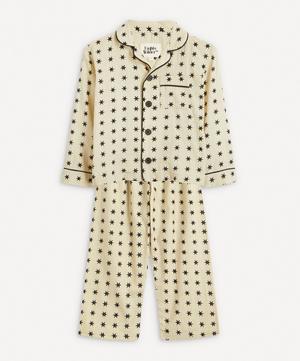 Lennon Star Print Pyjama Set 2-8 Years