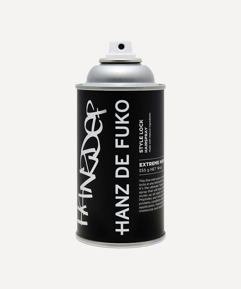Hanz de Fuko - Style Lock Hair Spray 284g