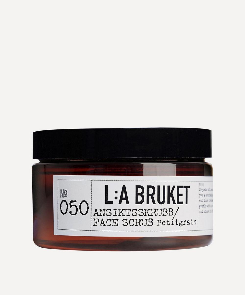 L:A Bruket - 050 Face Scrub 100ml