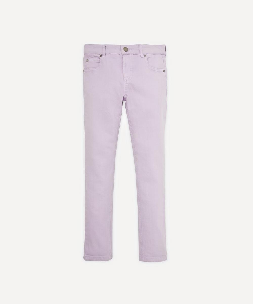 Stella McCartney Kids - Lilac Skinny Denim Trousers 2-8 Years