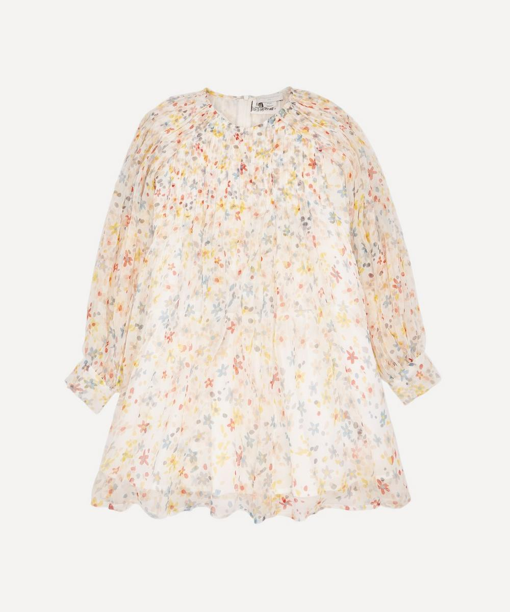 Stella McCartney Kids - Floral Occasion Dress 2-8 Years