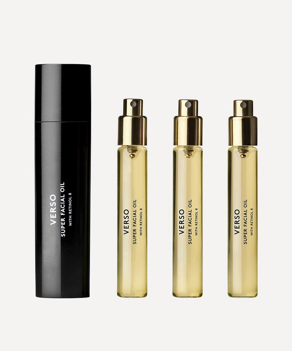 Verso Skincare - Super Facial Oil 3 x 75ml