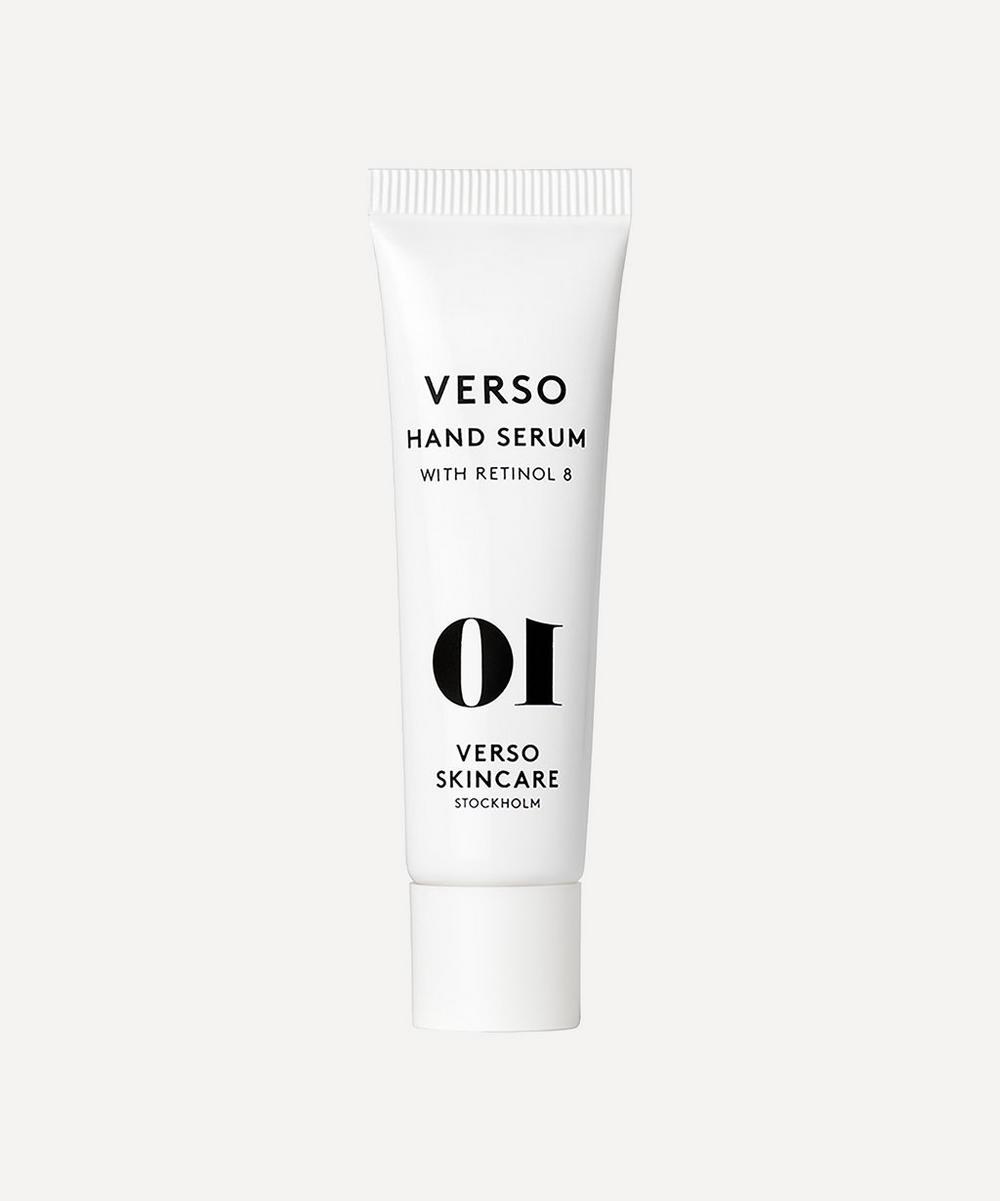 Verso Skincare - Hand Serum 30ml