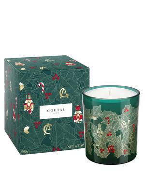 Forêt d'Or Christmas Candle 300g