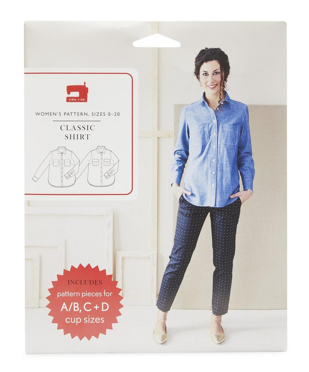 Oliver + S - Classic Shirt Sewing Pattern