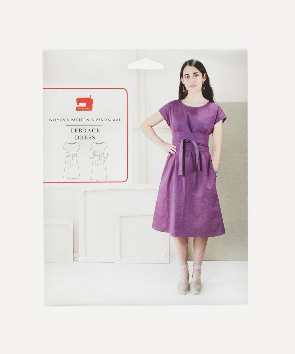 Oliver + S - Terrace Dress Sewing Pattern