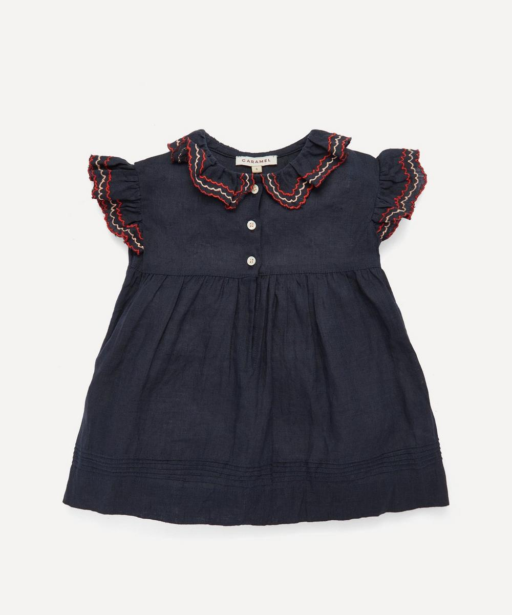 Caramel - Sloane Square Baby Dress 3 Months-3 Years