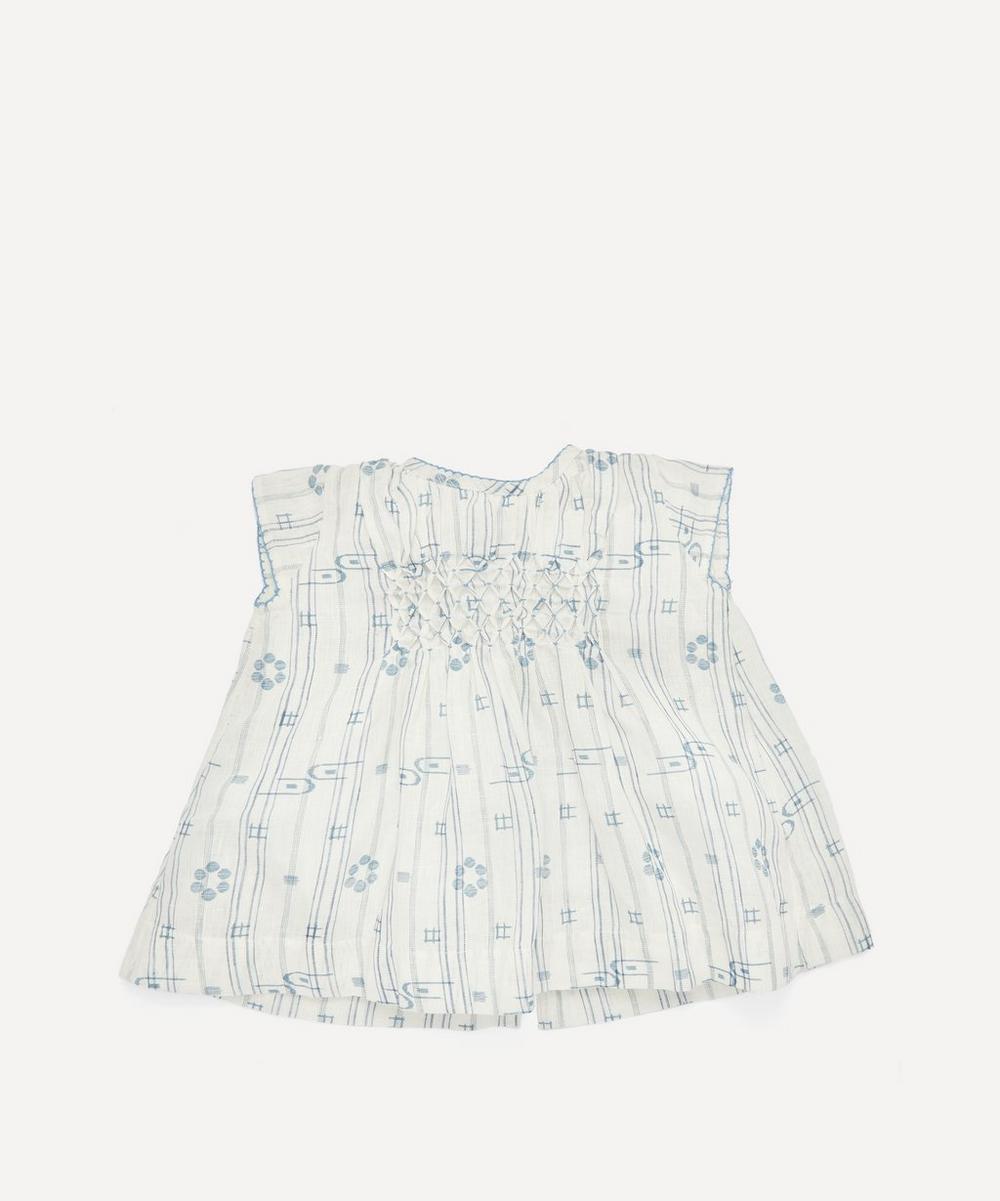 Caramel - Clapham Print Dress 3 Months-3 Years