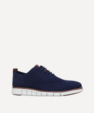 ZeroGrand StitchLite Oxford Shoe