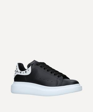 Contrast Sole Show Sneakers
