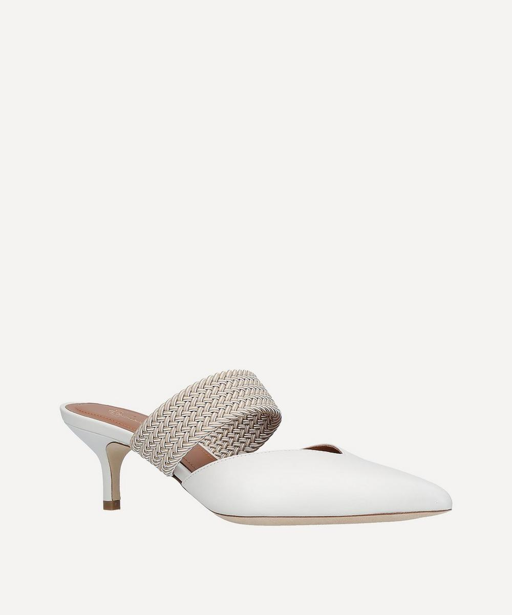 Malone Souliers - Maisie Luwolt 45 Leather Mules