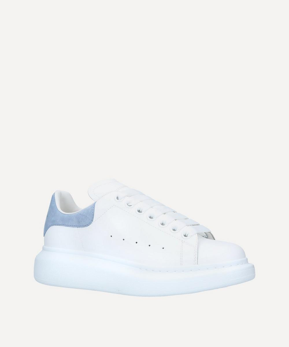 Alexander McQueen - Runway Leather Sneakers