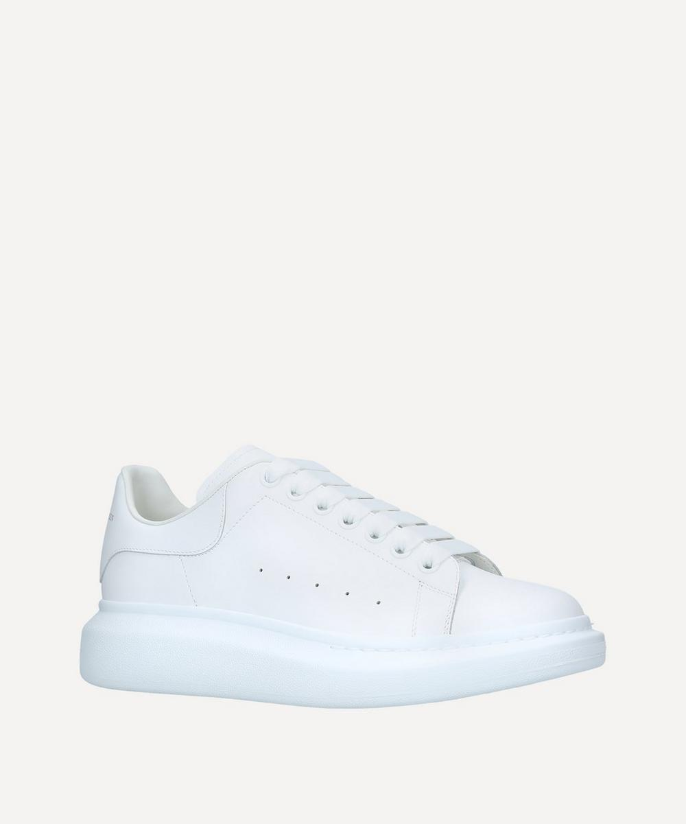 Alexander McQueen - Leather Show Sneakers