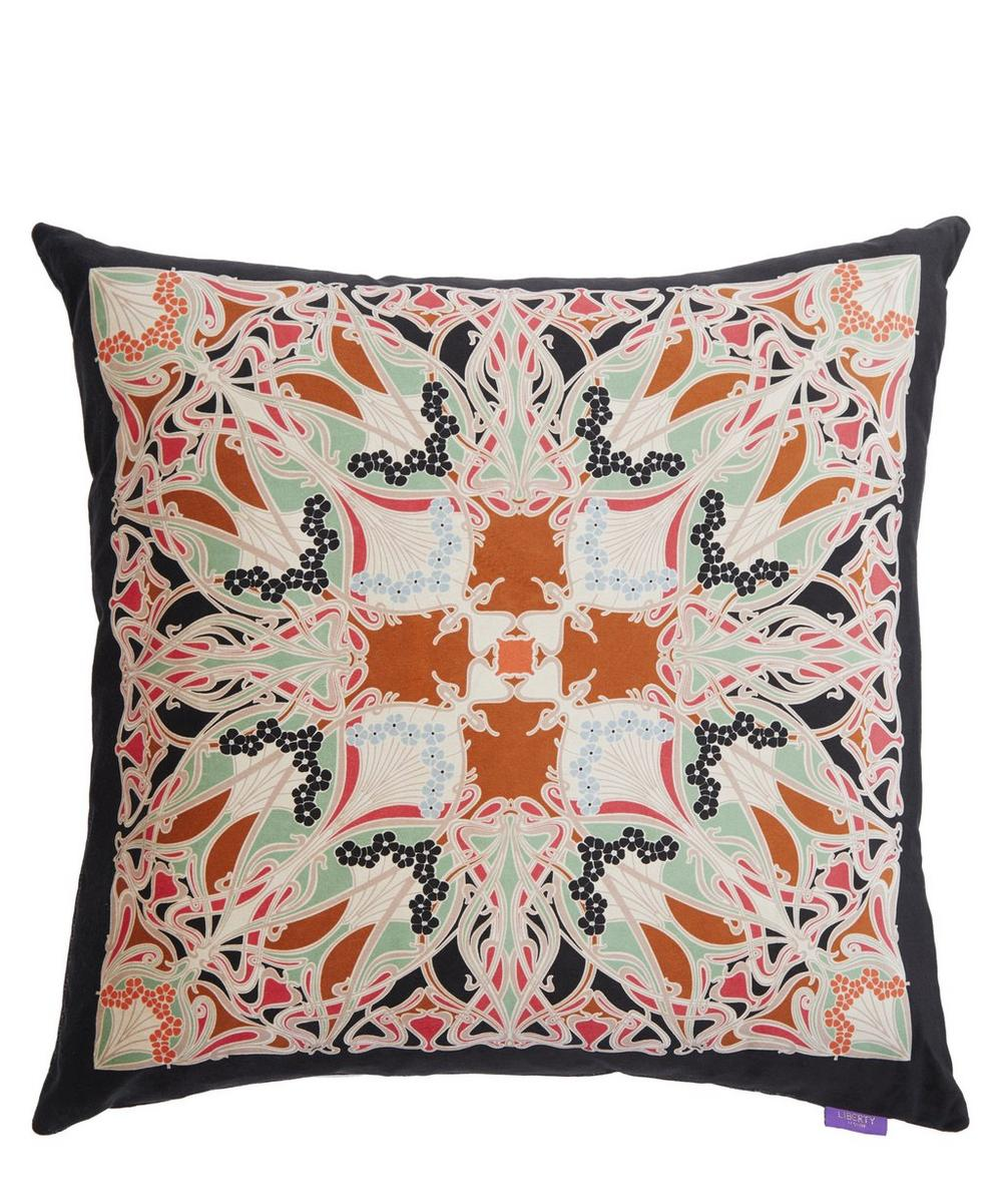 Liberty - Ianthe Square Velvet Cushion