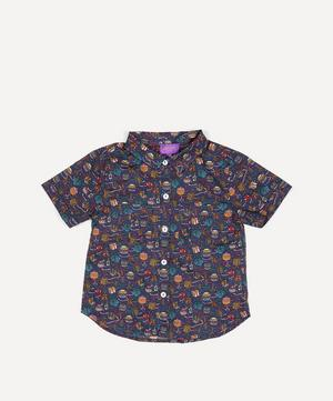 House of Gifts Short Sleeved Shirt 3-24 Months