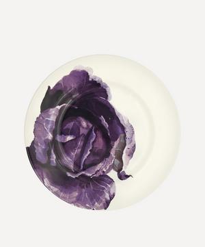 Red Cabbage 8.5-Inch Plate