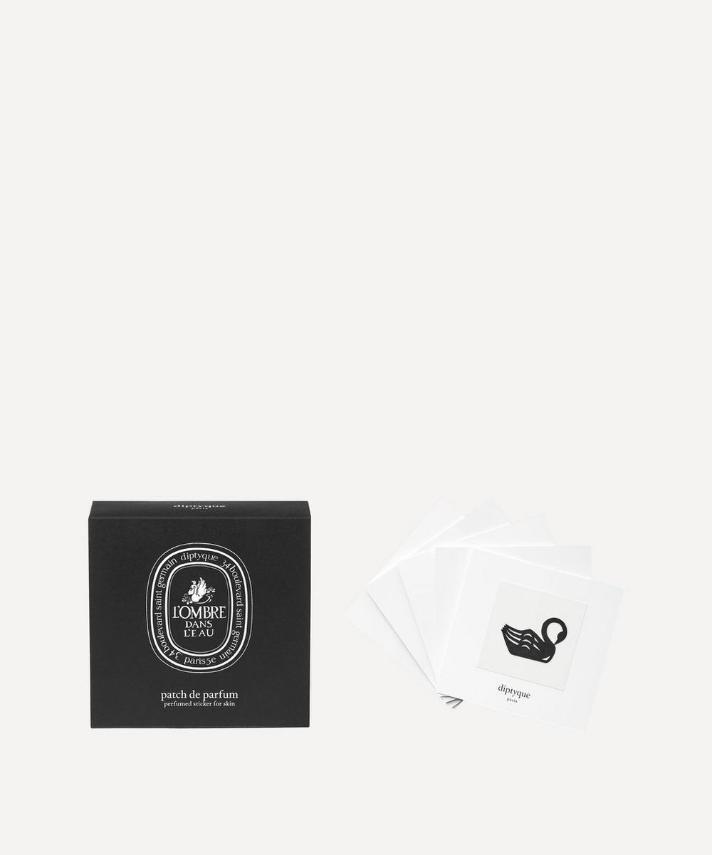 Diptyque - L'Ombre dans l'Eau Perfumed Stickers Set of 5