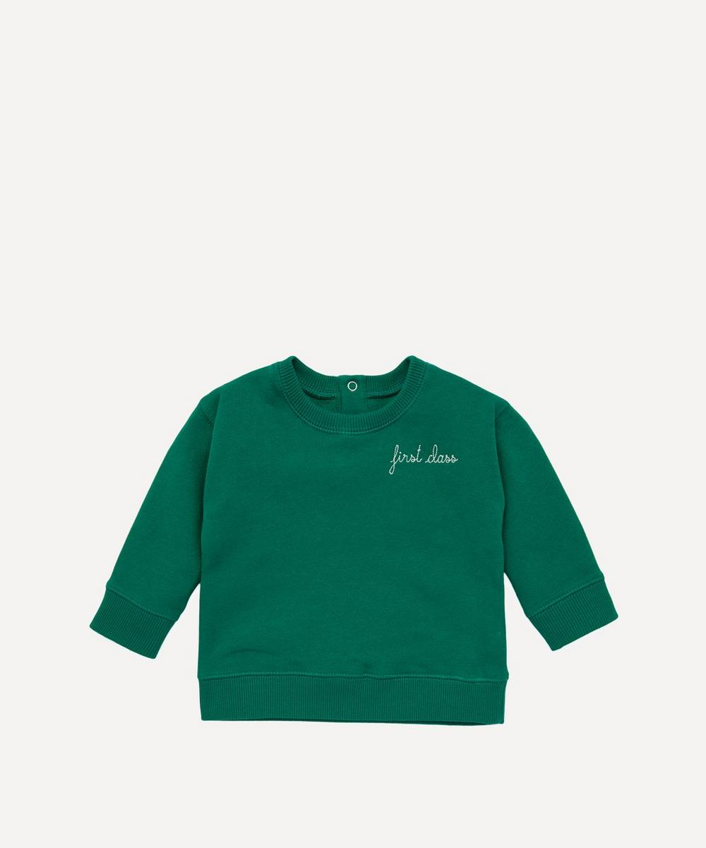 Maison Labiche - Baby First Class Sweatshirt 0-18 Months
