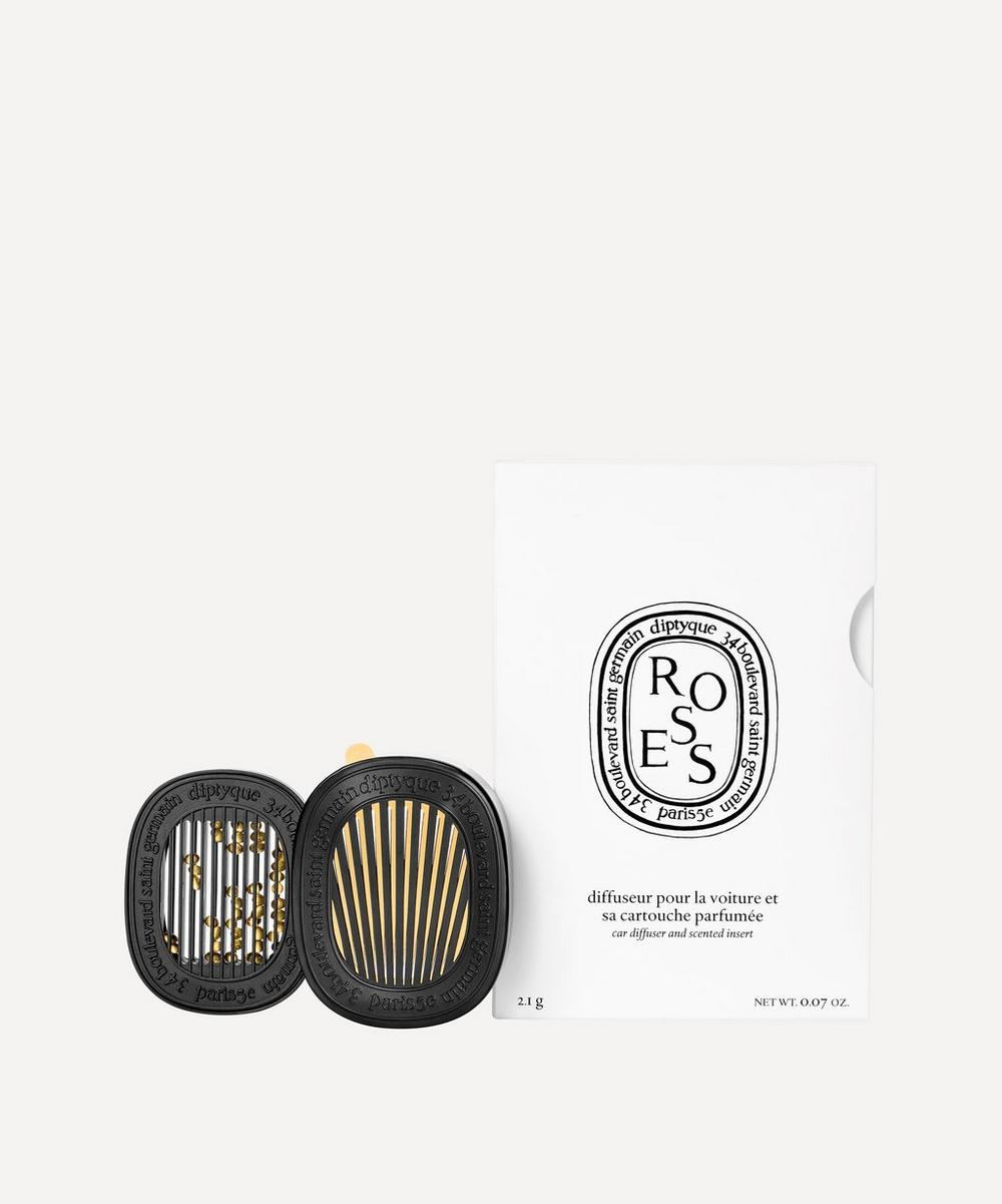 Diptyque - Roses Car Diffuser Refill