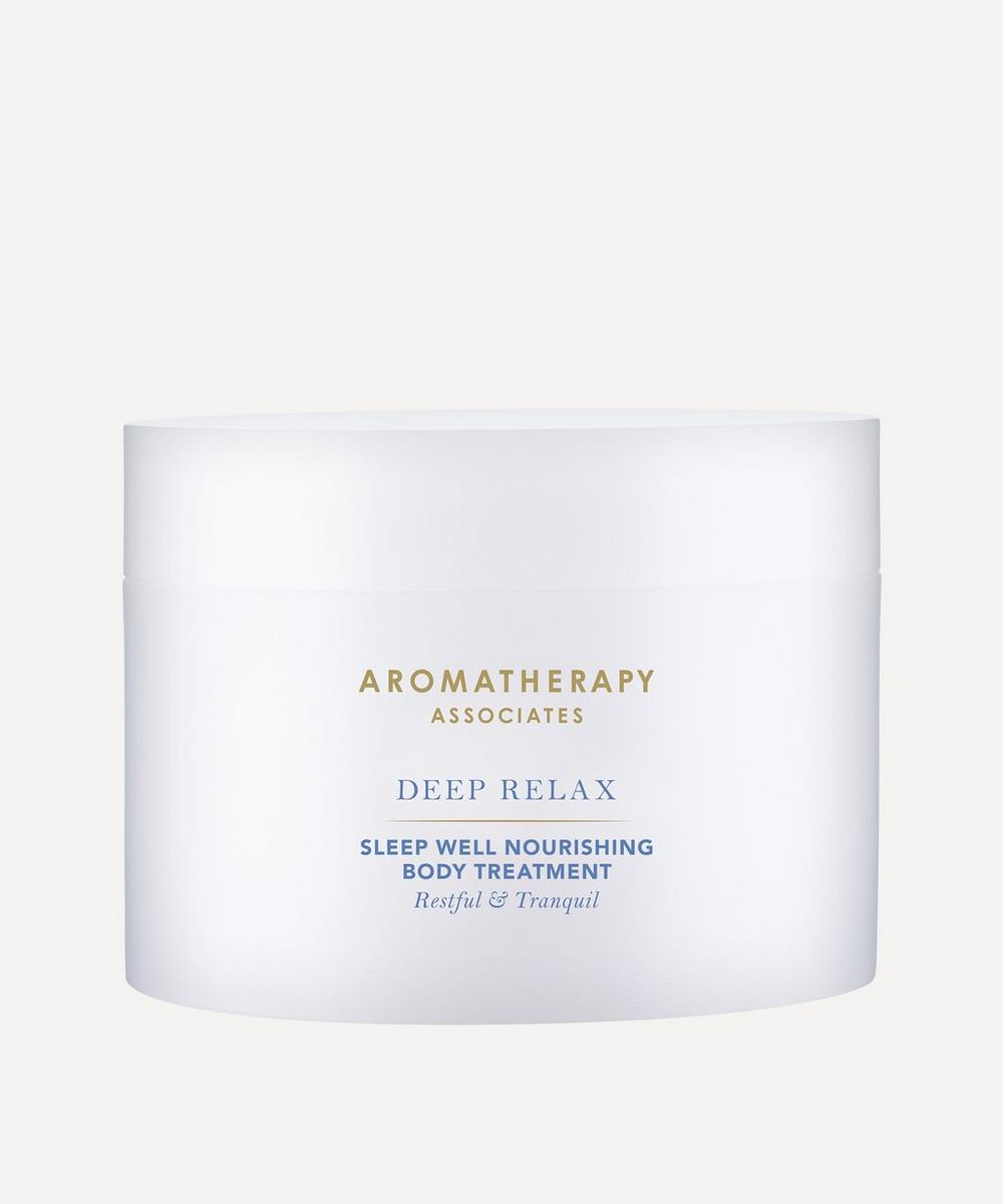 Aromatherapy Associates - Deep Relax Sleep Well Nourishing Body Treatment 200ml