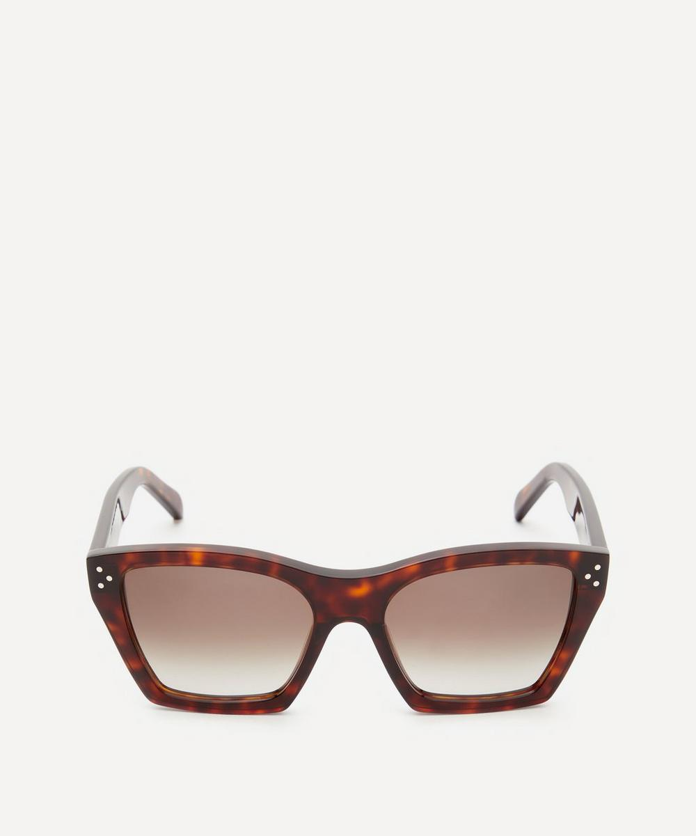 Celine - Classic Square Acetate Sunglasses