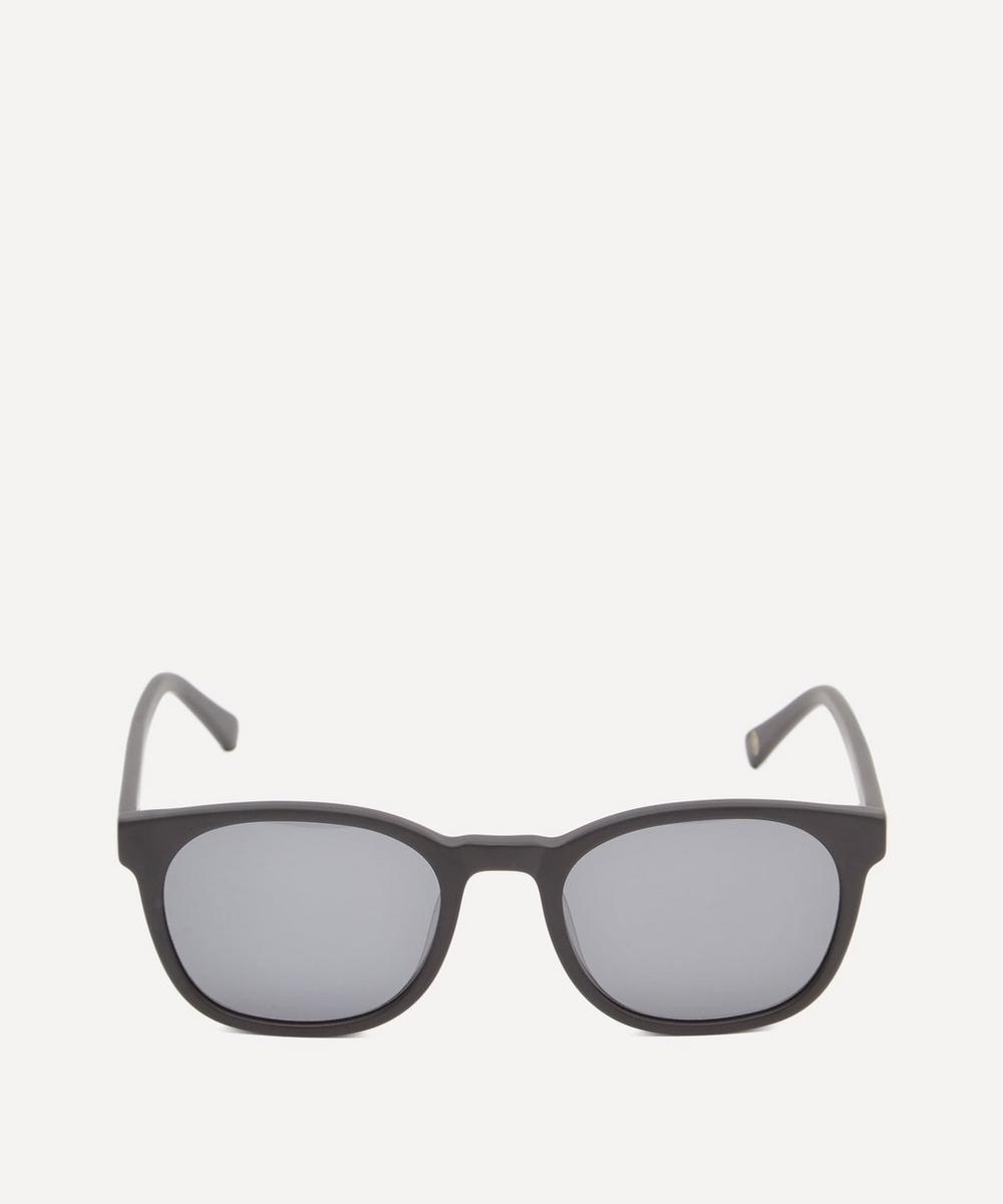 YMC - Woody Round Acetate Sunglasses