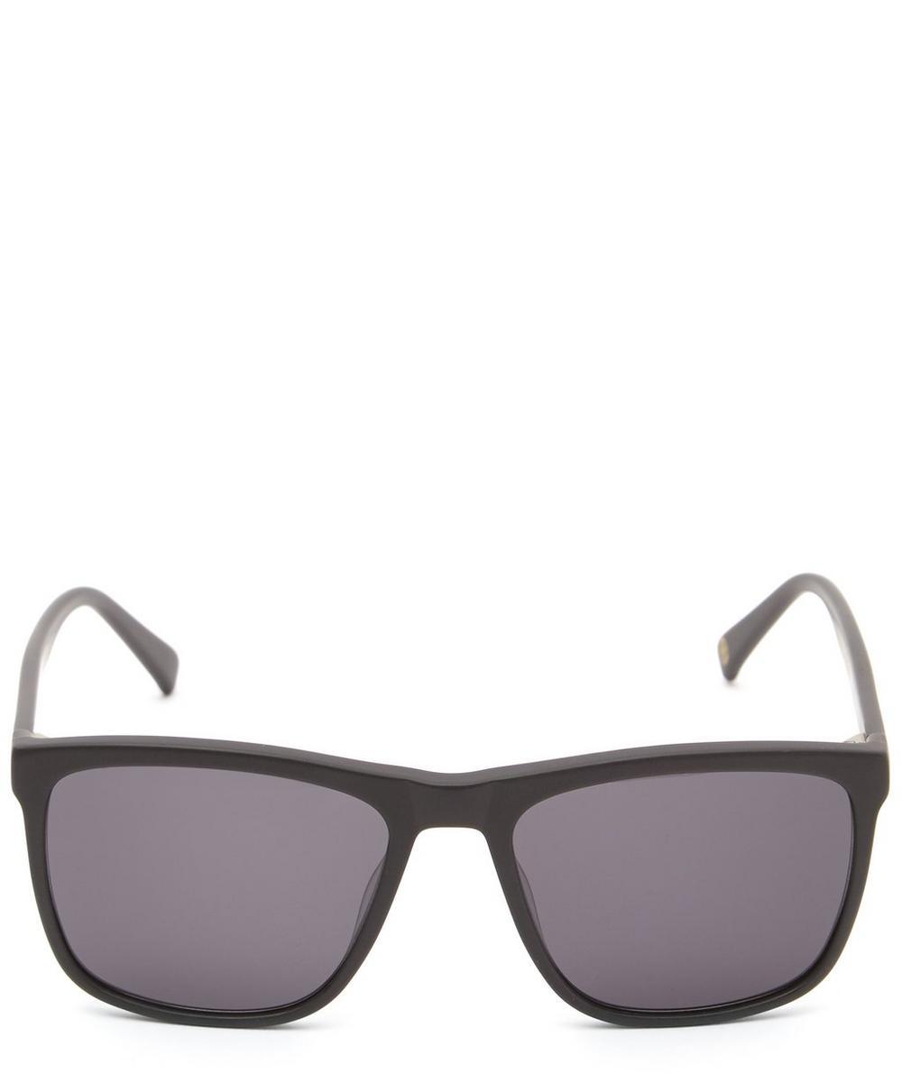 YMC - Greg Large Square Acetate Sunglasses