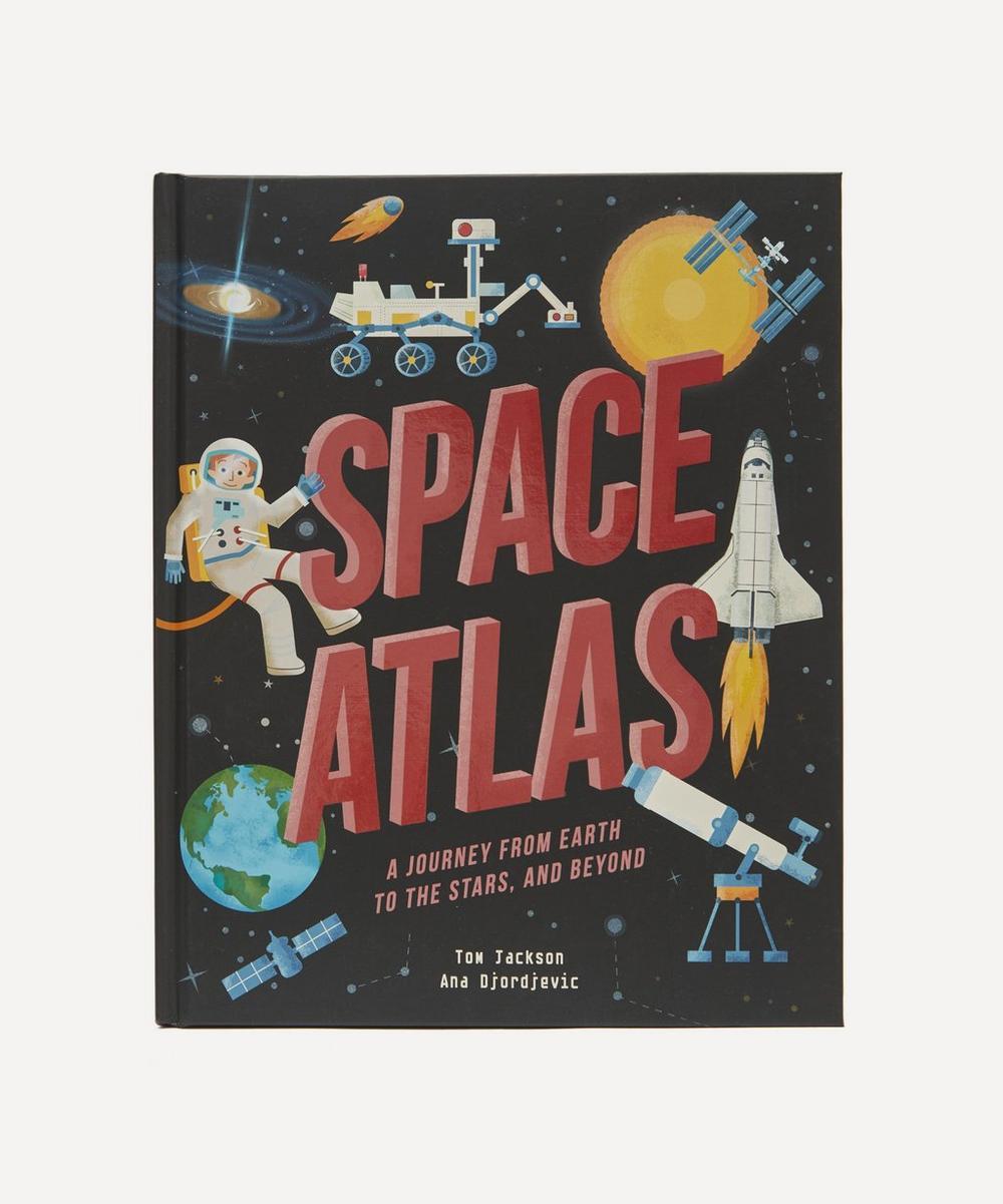 Bookspeed - Space Atlas Book