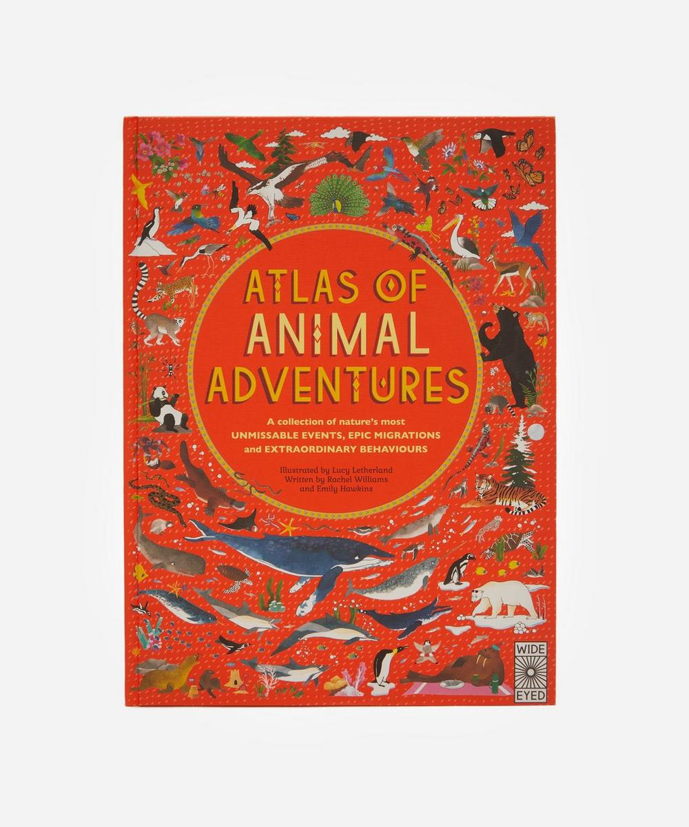 Bookspeed - Atlas of Animal Adventures