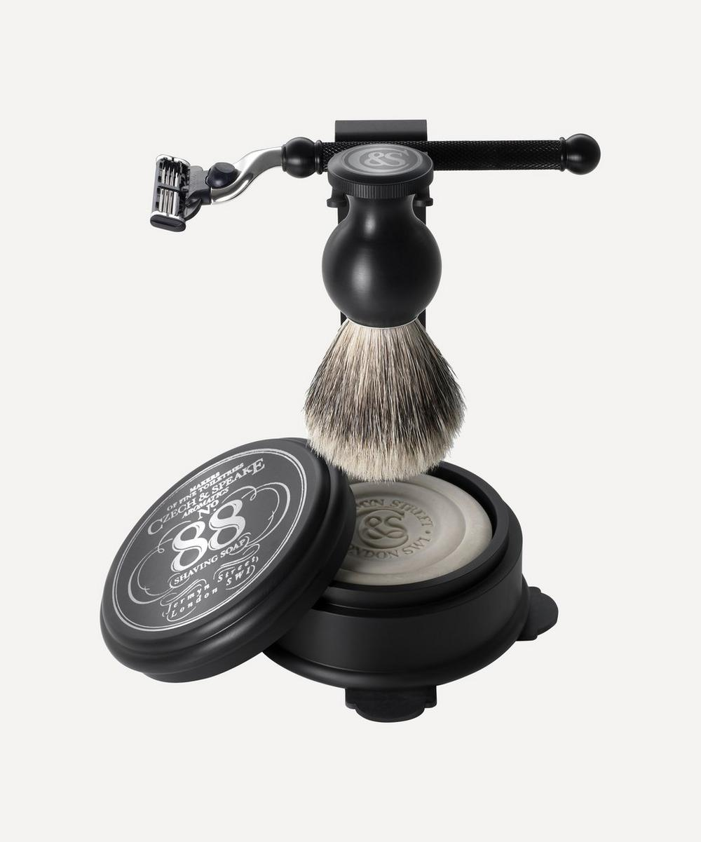 Czech & Speake - No. 88 Shaving Set & Stand