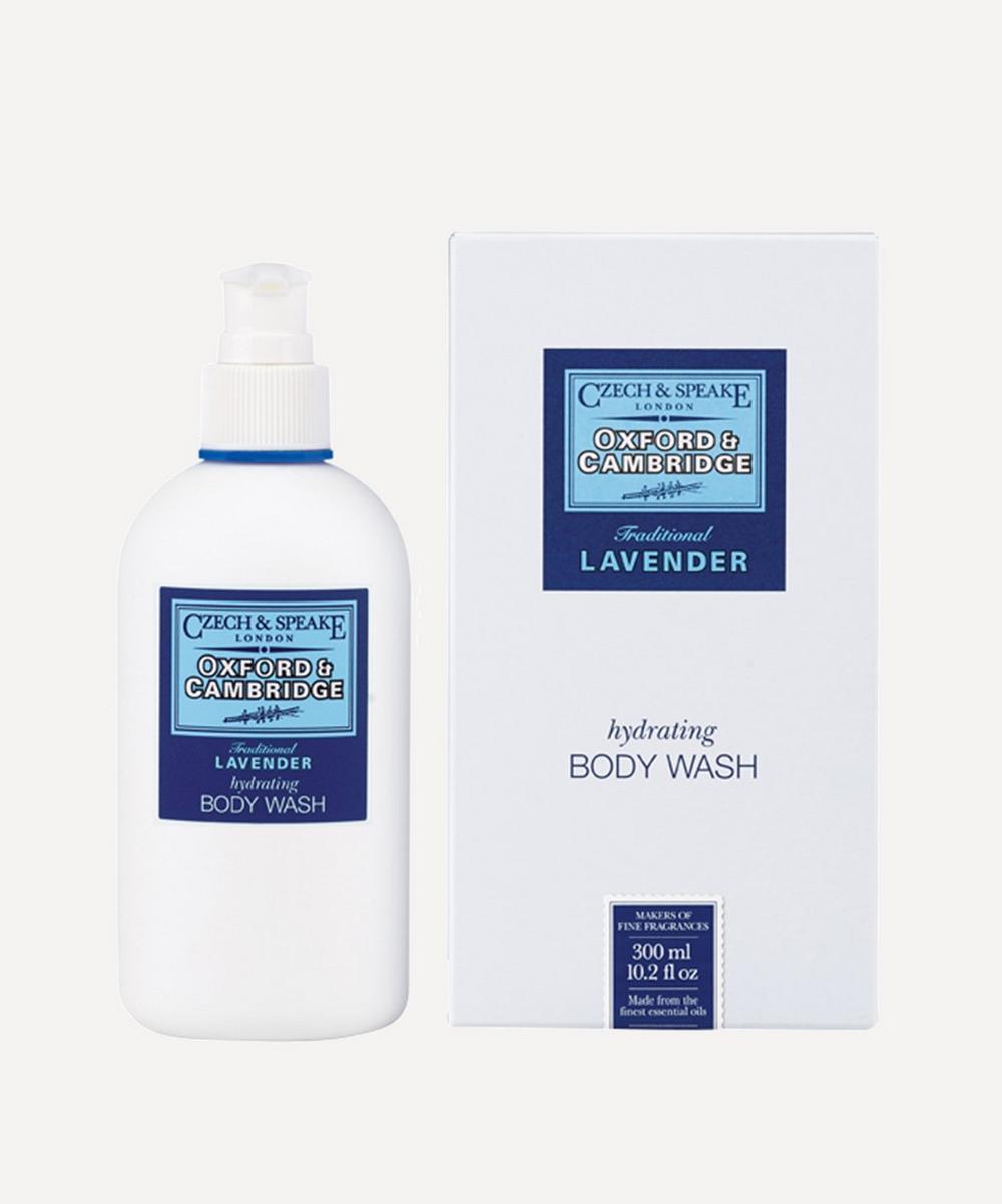 Czech & Speake - Oxford & Cambridge Moisturising Body Wash 300ml
