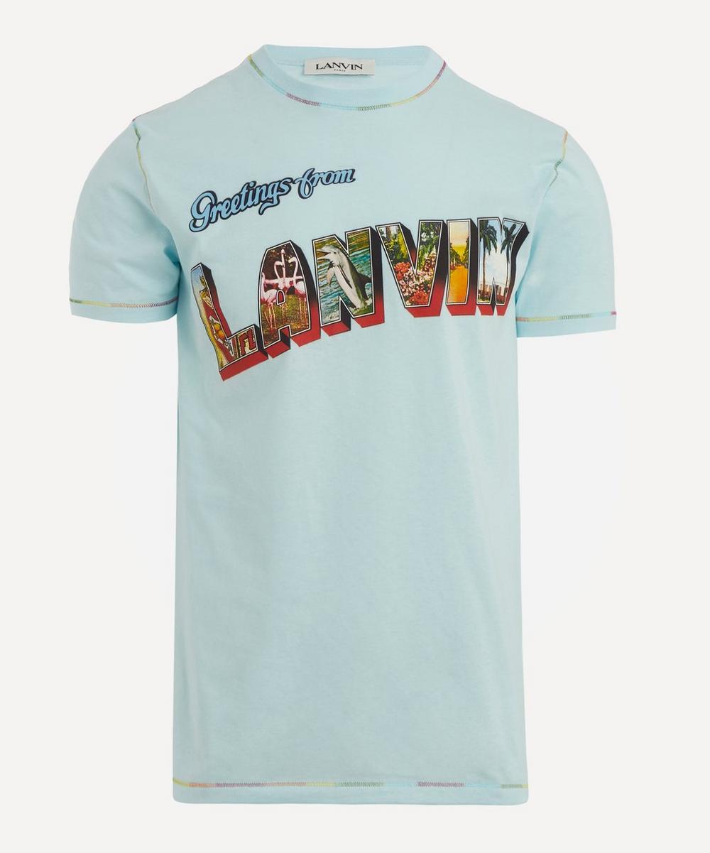 Lanvin - Tourist T-Shirt