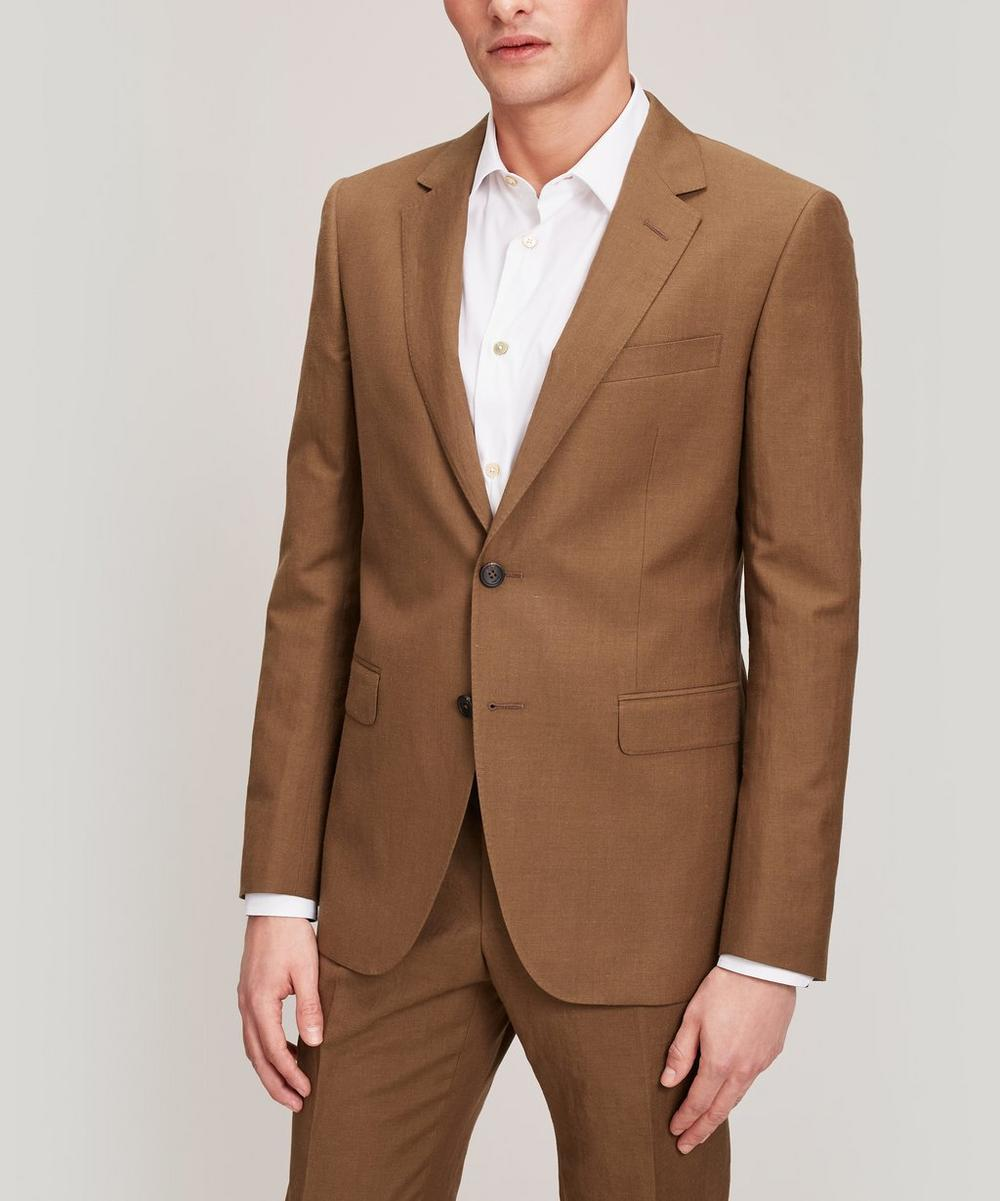 Lanvin - Single-Breasted Wool-Canvas Suit