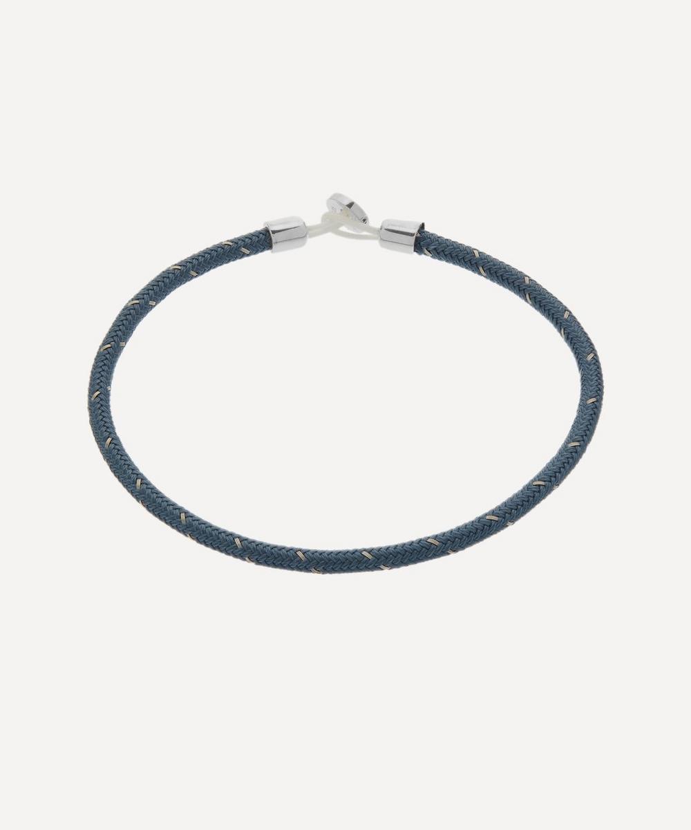 Miansai - Sterling Silver Nexus Rope Bracelet