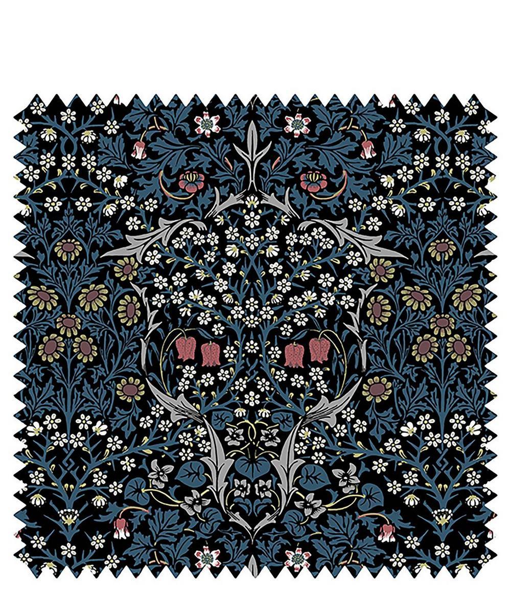 House of Hackney - Blackthorn Velvet Fabric Sample Swatch
