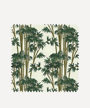 Bambusa Cotton Linen Fabric Sample Swatch