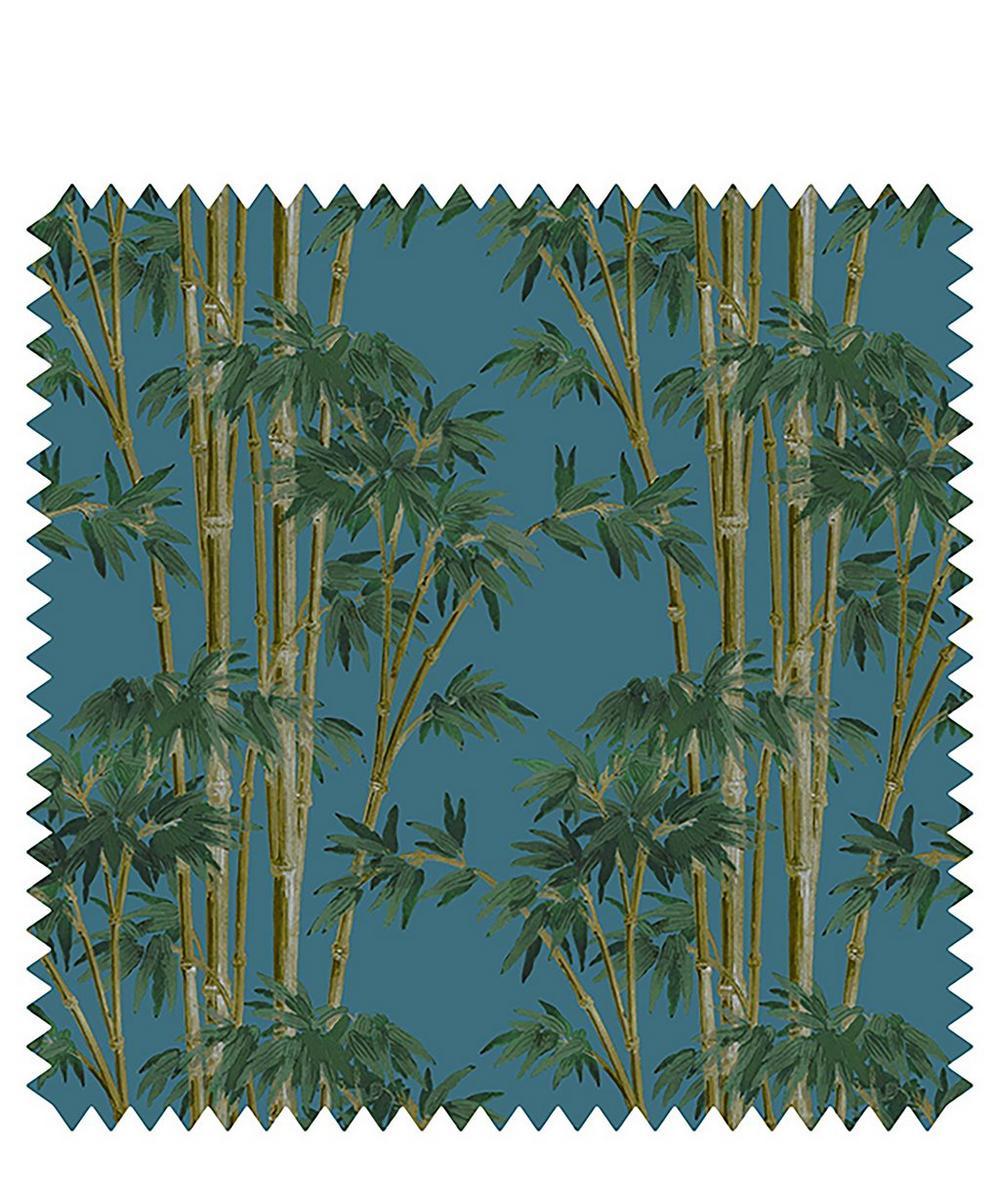 House of Hackney - Bambusa Cotton Velvet Fabric Sample Swatch