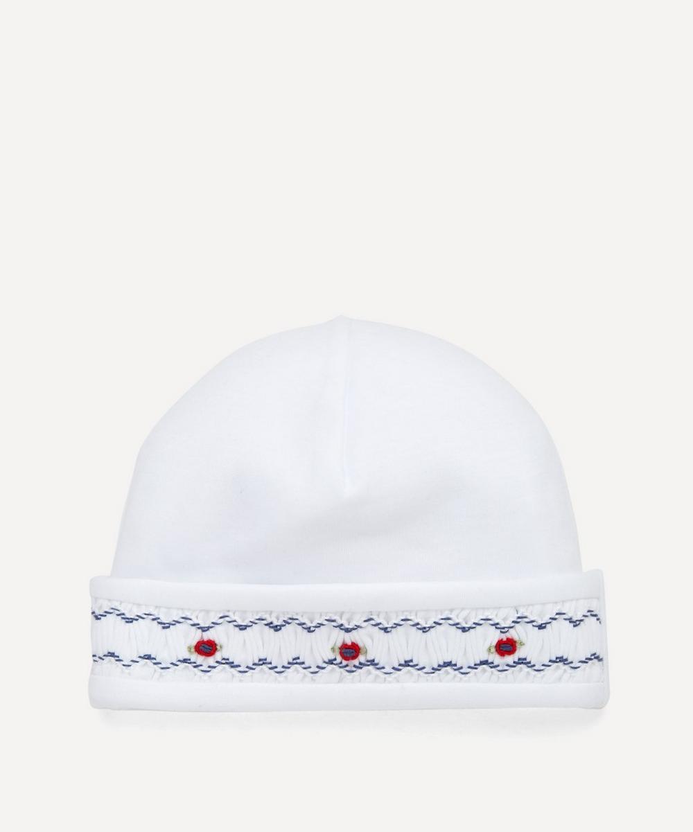 Kissy Kissy - CLB Summer Bishop Hand-Smocked Hat