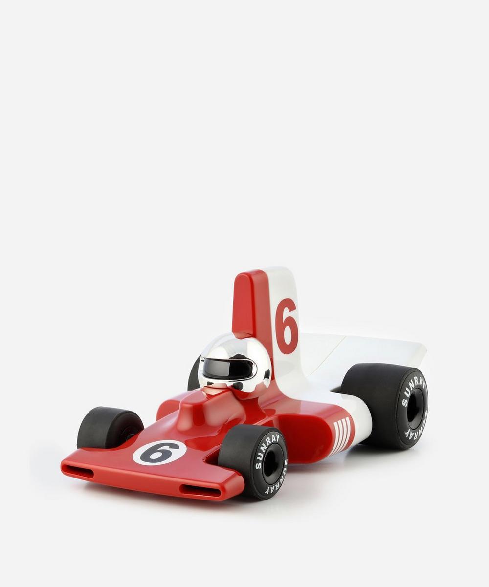 Playforever - Verve Velocita Jean Racing Car Toy