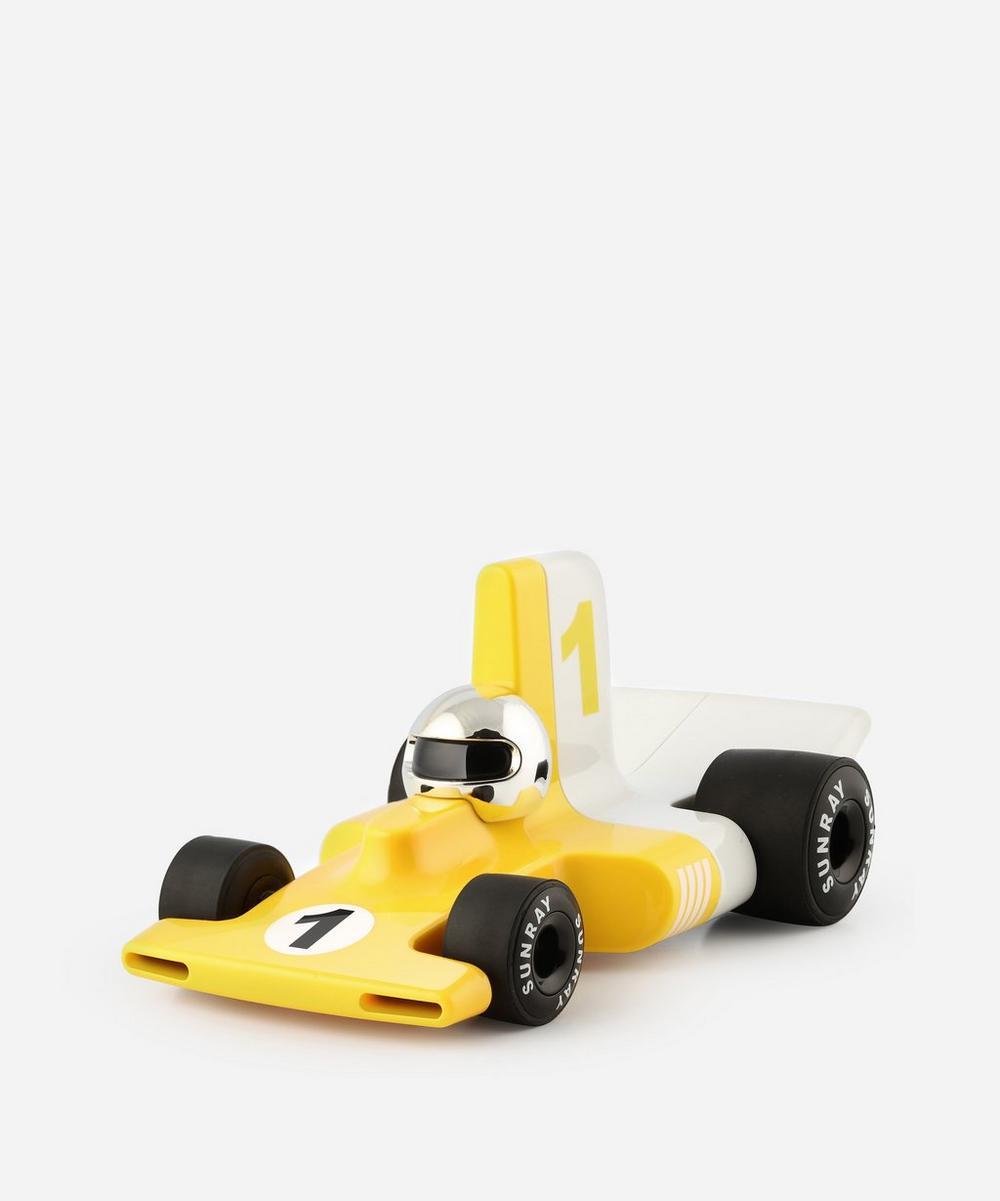 Playforever - Verve Velocita Jacques Racing Car Toy
