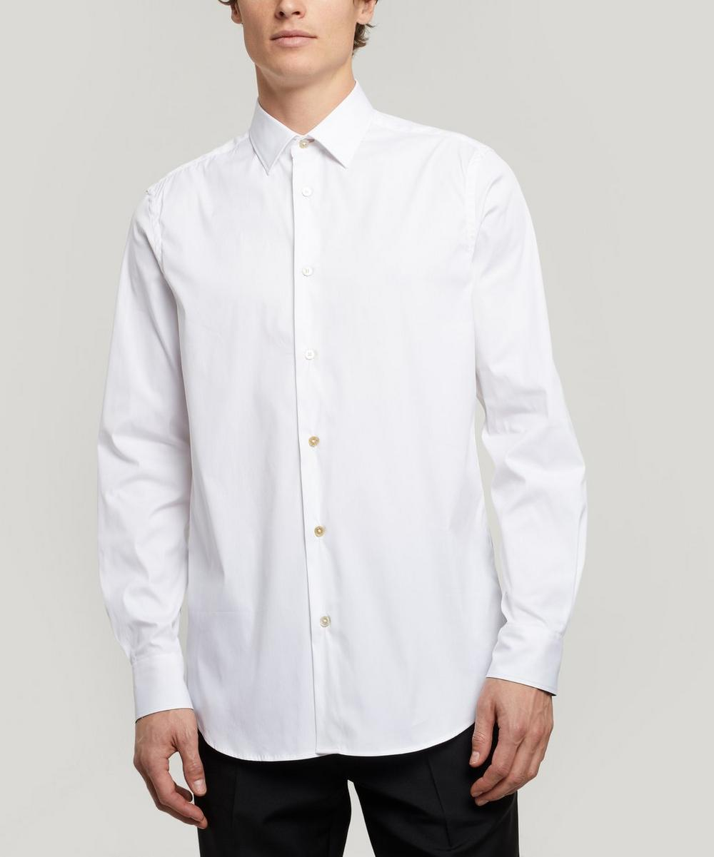 Paul Smith - Stretch-Cotton Plain Shirt