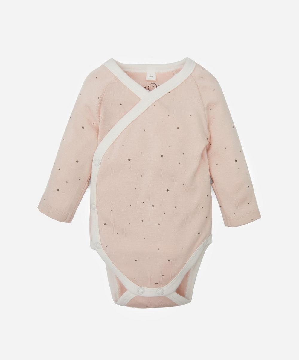 MORI - Stardust Kimono  Bodysuit 0-24 Months
