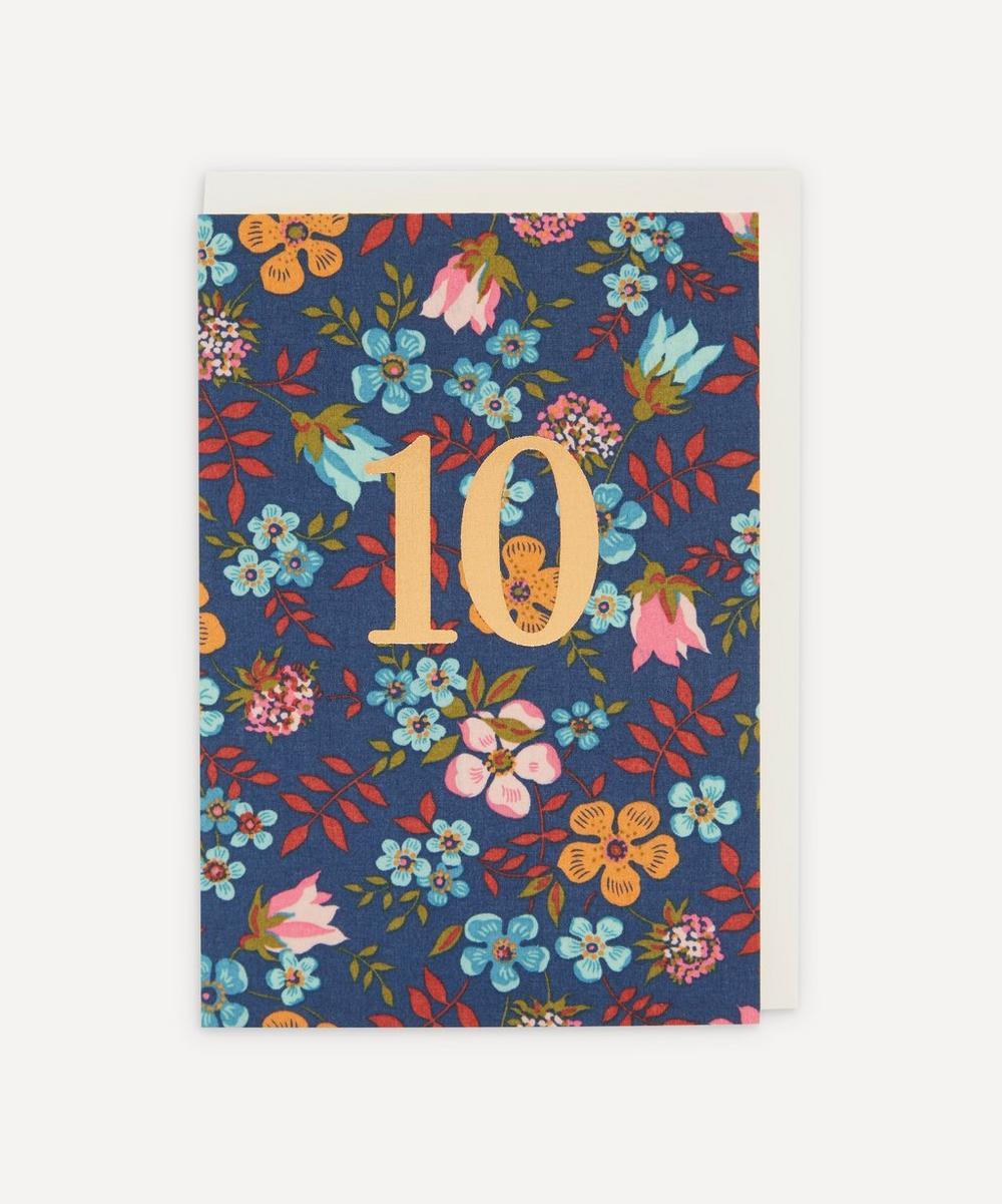 Liberty - Edenham 10 Cotton-Covered Card