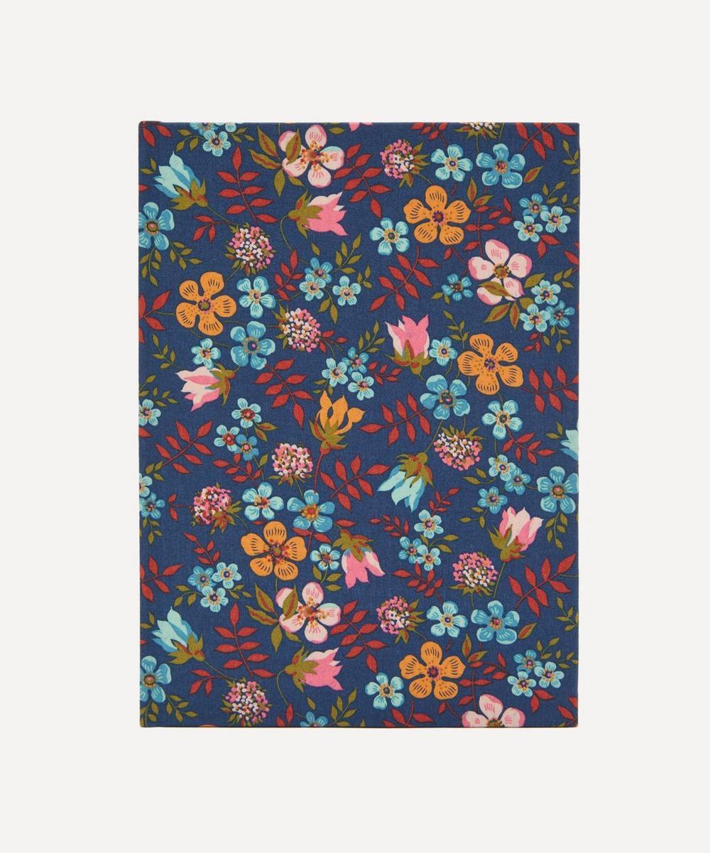 Liberty - Edenham Print Cotton A5 Notebook