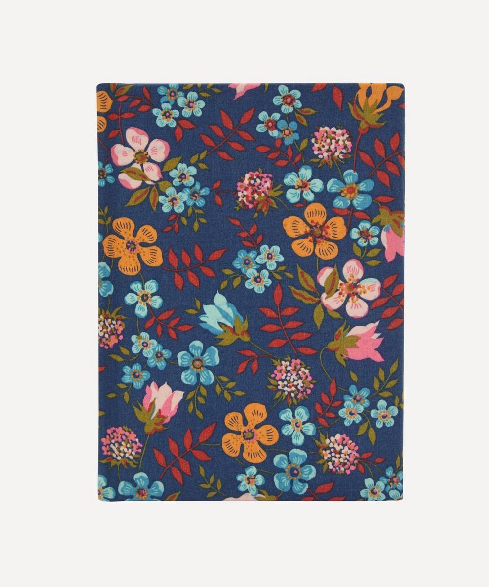 Liberty - Edenham Print Cotton Small Pocket Notebook