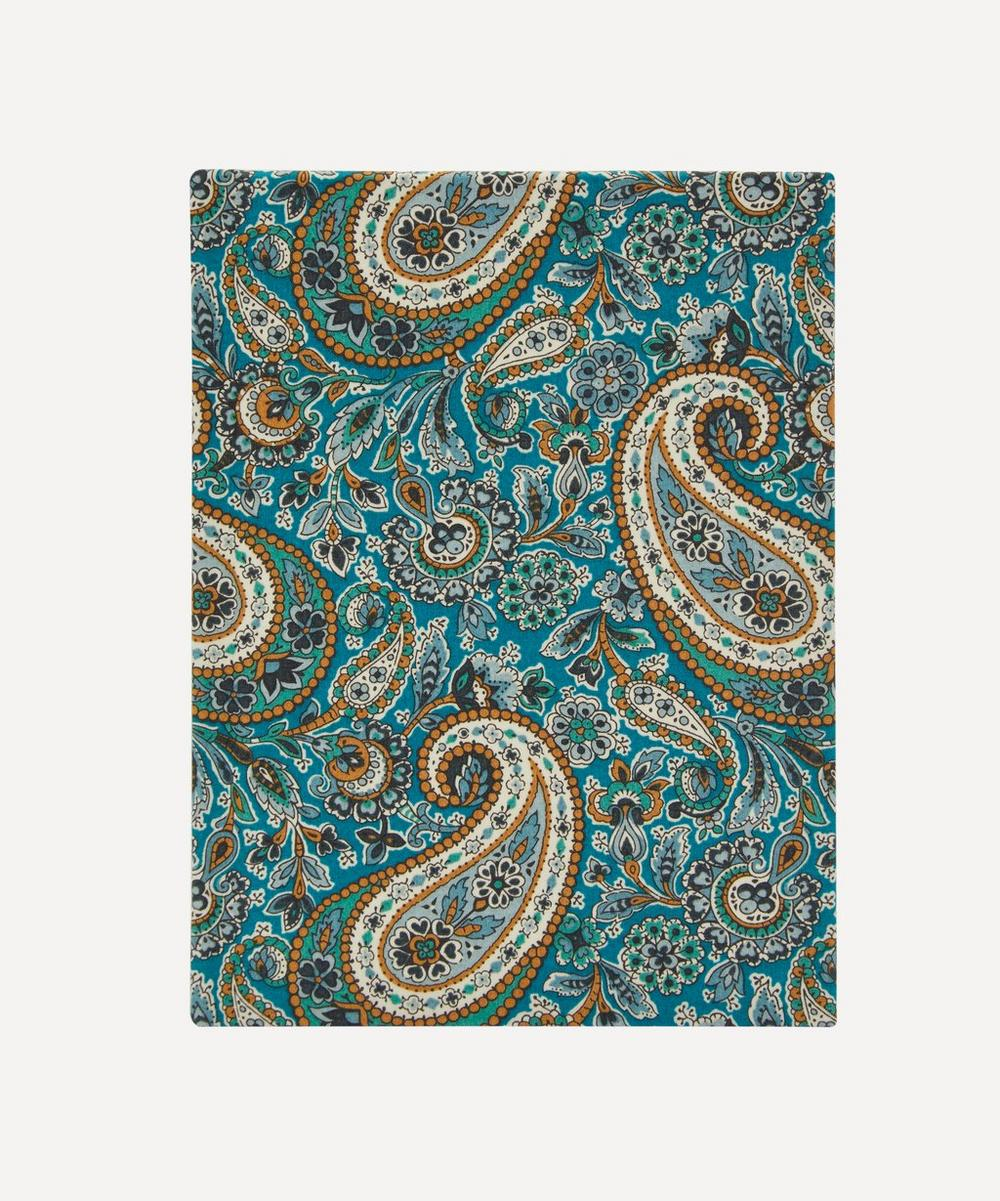 Liberty London - Lee Manor Print Cotton Small Pocket Notebook
