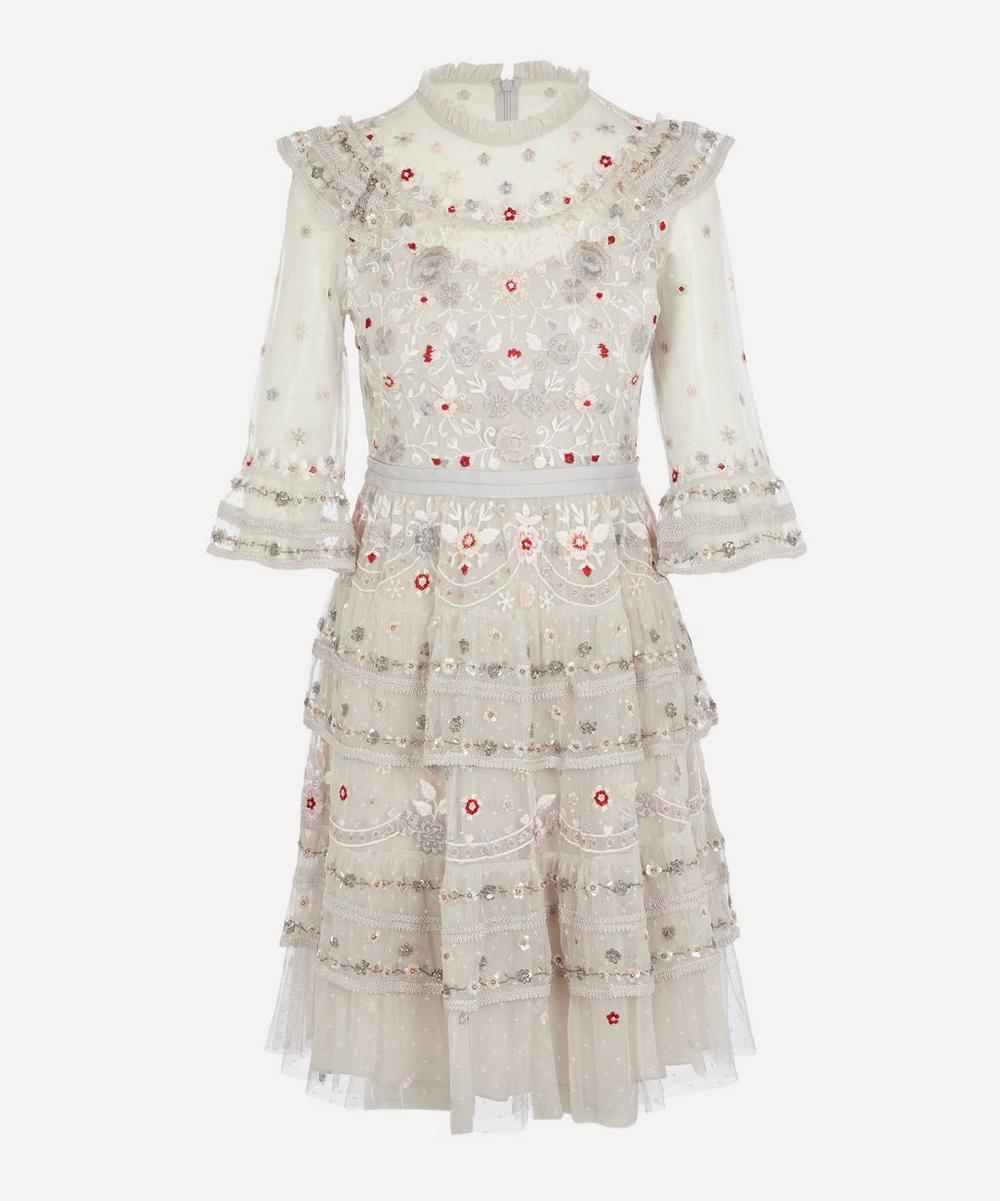 Needle & Thread - Eden Mini Dress