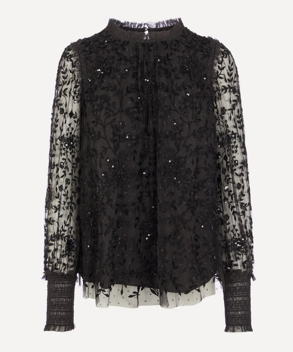 Needle & Thread - Whitethorn Embellished Top